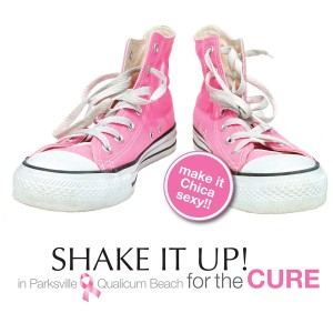 Zumba for the Cure fundraising event